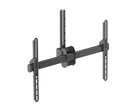 "LED, LCD & Plasma Flat TV Ceiling Mount 37""-70"", with Adjustable Column 22"" to 36"""