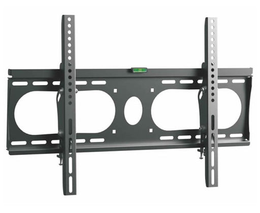 "LED, LCD & Plasma Flat TV Mount Bracket 32"" to 50"" Tilt, Slim Type, Lockable, Black"