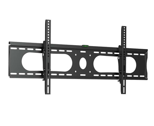 "LED, LCD & Plasma Flat TV Mount Bracket 40"" to 75"" Lockable, Tilt, Slim Type, Black"
