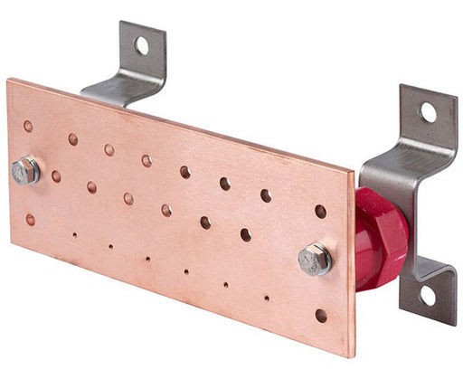 "10"" Bus Bar, Wall Mount"