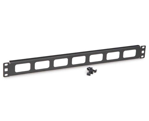 Cable Routing Blank, 1U