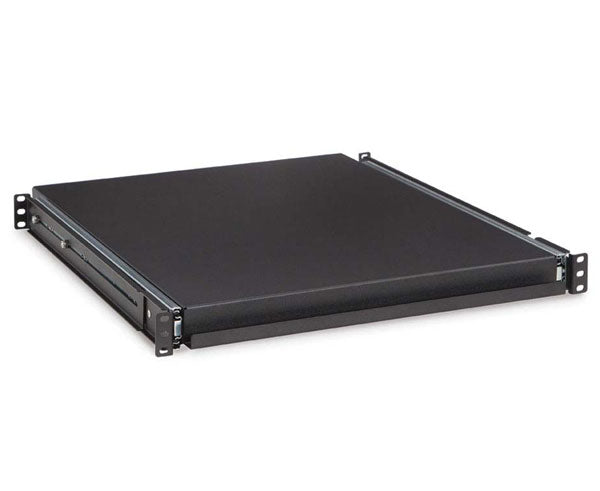 Network Rack, Sliding Shelf, 1U, 4 Post, 20™ Depth