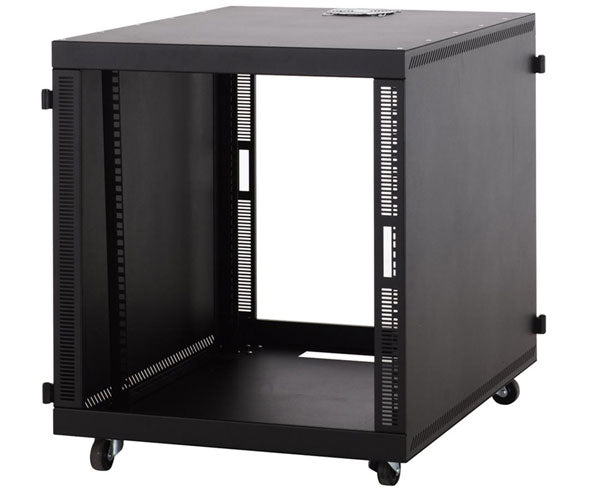 Network Rack, SOHO Server Enclosure, 12U - No Doors