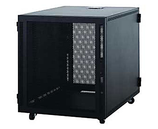 Network Rack, SOHO Server Enclosure,12U - Vented Doors