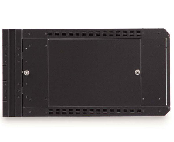 Network Rack, Swing-Out Wall Mount Enclosure, 6U 4 of 8