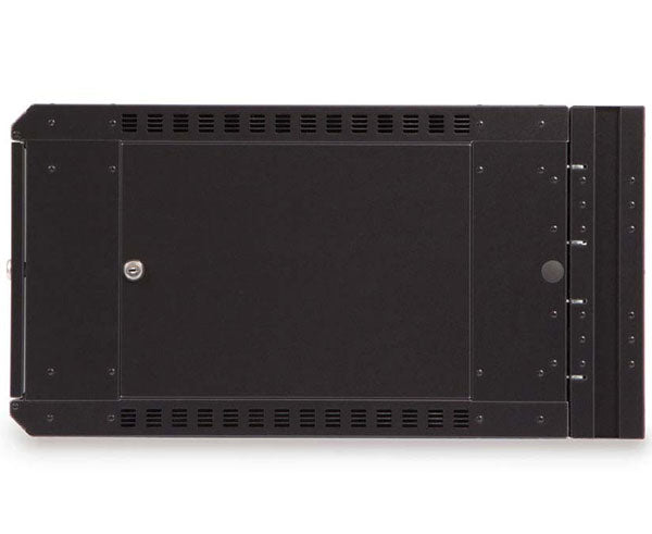 Network Rack, Swing-Out Wall Mount Enclosure, 6U 5 of 8