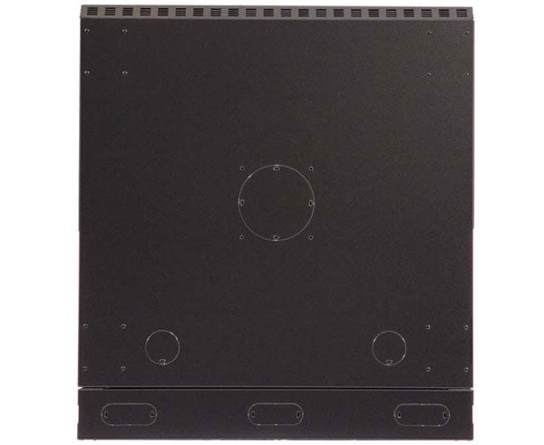 Network Rack, Swing-Out Wall Mount Enclosure, 6U 6 of 8
