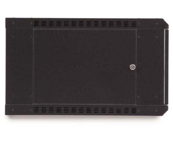 Network Rack, Fixed Wall Mount Enclosure, 6U angle 3