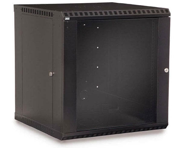 Network Rack, Fixed Wall Mount Enclosure, 12U