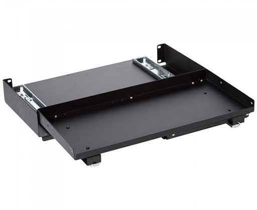 "Network Rack, Roll-out Keyboard Tray, 8"" Depth"