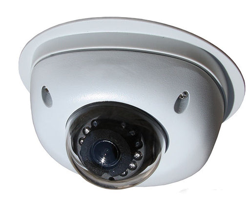 4MP IP Wide Angle IR Dome Camera H.265, 2.8mm Lens, Built-in PoE, IP66 rated, Indoor-Outdoor