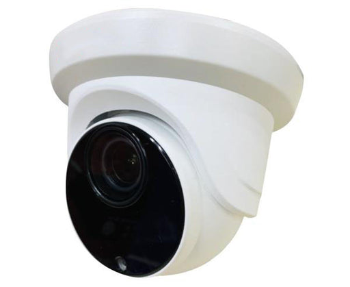 Outdoor IR Eyeball Security Camera, Motorized Varifocal Lens