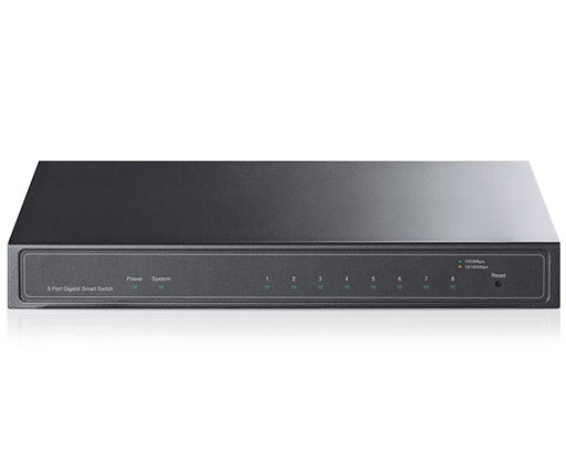 Smart Gigabit Ethernet Switch, 8 Port