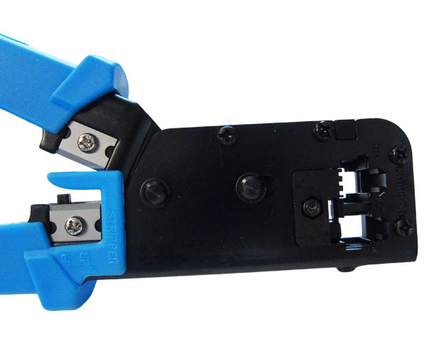 Crimping Tool for Data & Telephone Cable, EZ RJ45®