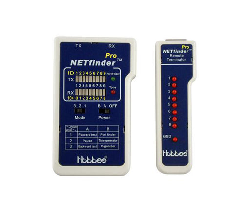 NET Finder Pro - With 18 Remotes