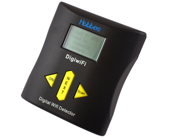 Digital WiFi Detector - Digi WiFi with Beeper Function