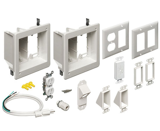 TV Bridge™ Complete, Easy-to-install Kit for Flat Screen TVs