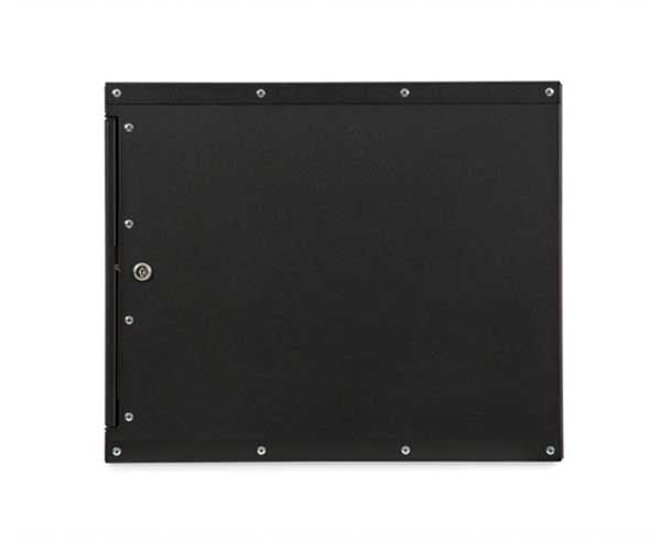 Network Rack, Wall Mount Enclosure, Locking Door, 8U 5 OF 6