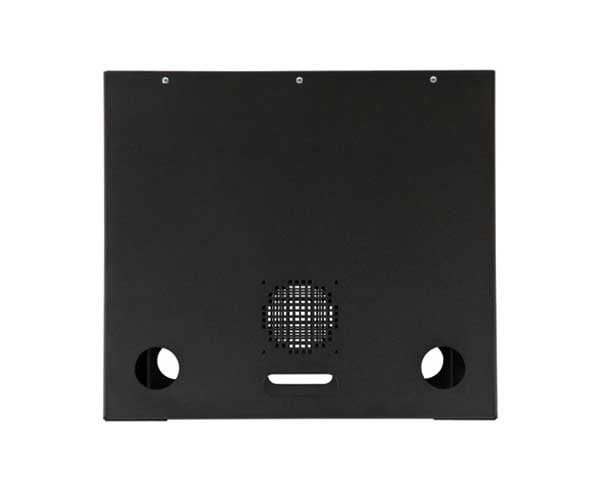 Network Rack, Wall Mount Enclosure, Locking Door, 8U 6 OF 6