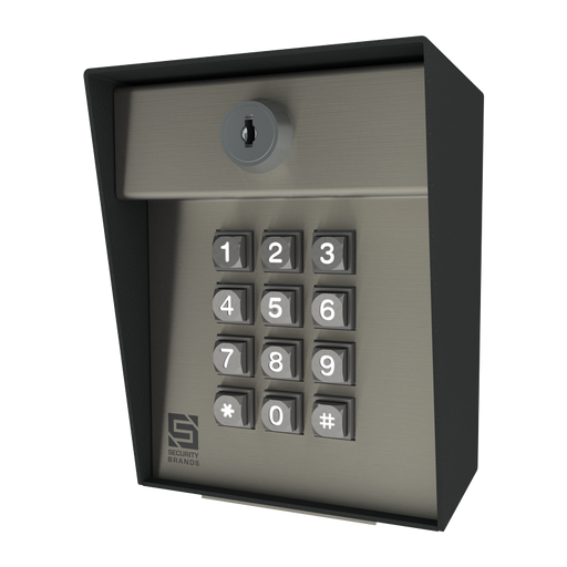 Keypad-Post Mount
