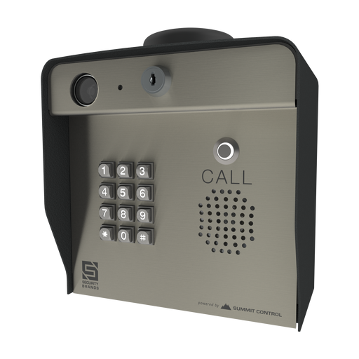 Cellular Telephone Entry System Keypad