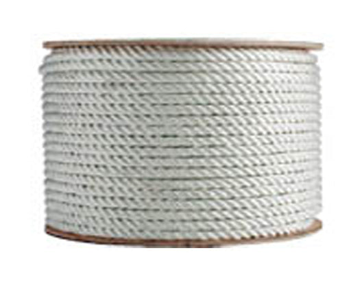 3 Strand White Nylon Rope