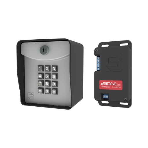 Wireless keypad and Transceiver