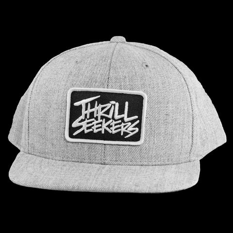 KIDZ CLASSIC SNAPBACK - HEATHER GREY