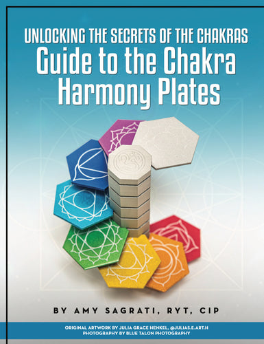Chakra Harmony Plates User Guide - Downloadable PDF