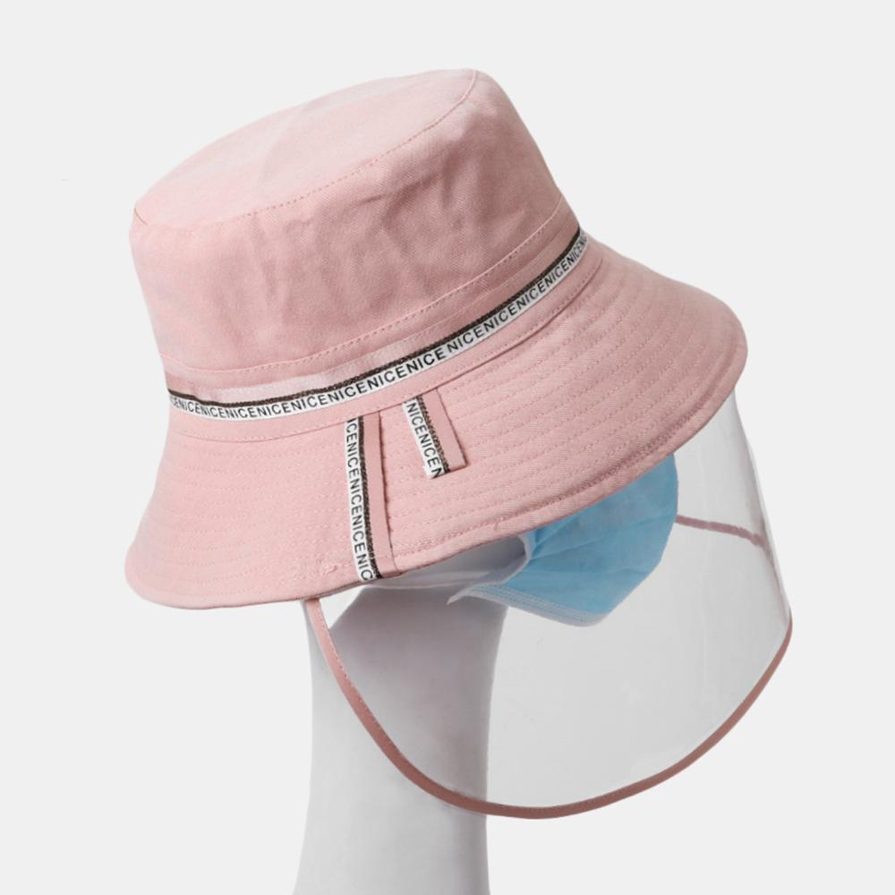 Removable Fisherman Hat Anti-droplet Protective Cap