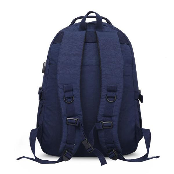 Women Canvas Multifunction Waterproof Casual Backpack