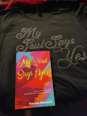 My Soul Says Yes Book Special Collector's Set
