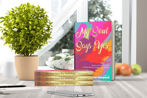 My Soul Says Yes - Book Presale