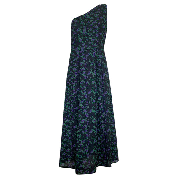 Julliette Dress in Sakura black print