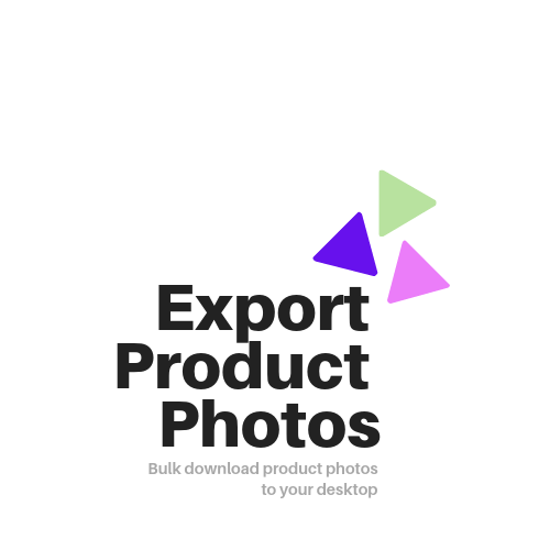 Export Product Photos from Shopify to Instagram