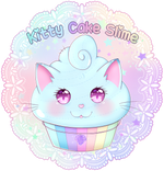 Kitty Cake Slime