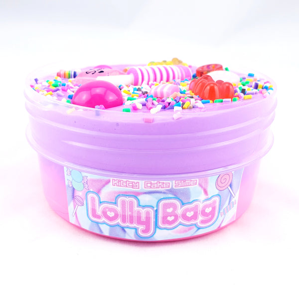 Lolly Bag (10oz Butter/Cream Cheese Hybrid Slime)