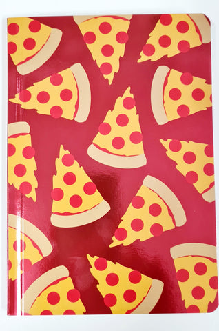Perfect Pizza Notebook (60 page)