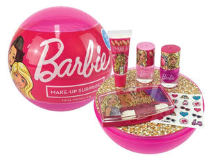 Genuine Licensed Barbie Makeup Supripise Ball