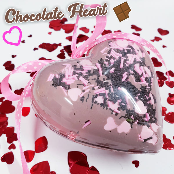 Chocolate Heart (Butter Slime)