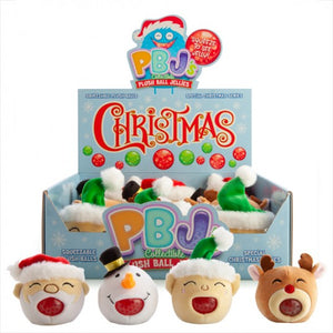 Christmas Plush Ball Jellies