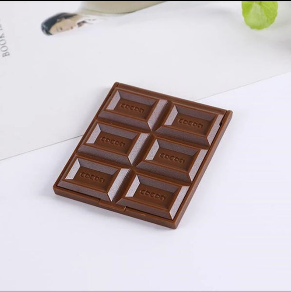 Kawaii Chocolate Bar Mirror Compact