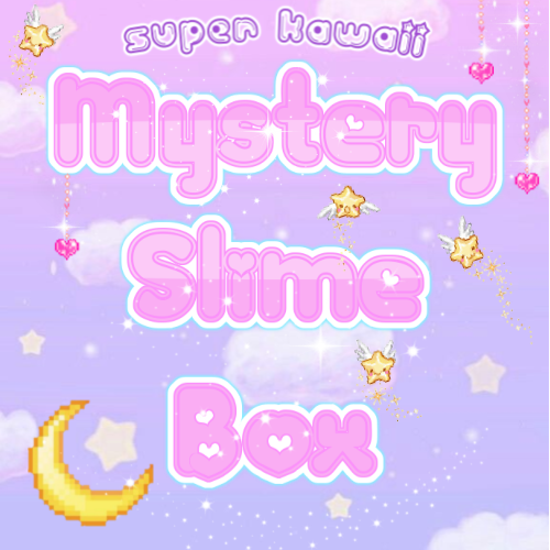 Kawaii Mystery Slime Box! (3 Sizes)
