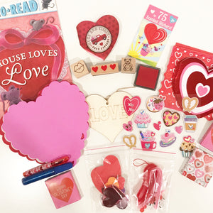 Bee Mine Valentine Craft Kit