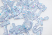 Load image into Gallery viewer, Mermaid Alphabet Resin Set