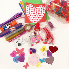 Load image into Gallery viewer, Valentine's Day Craft Jar