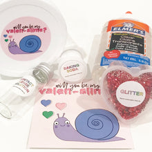 Load image into Gallery viewer, Snail Mail  - Valentine's Day Slime