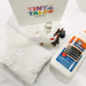 Ultimate Winter DIY Slime Kit