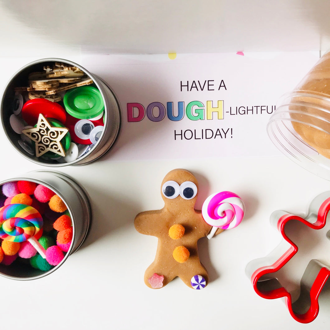 Mini Gingerbread Man Kit