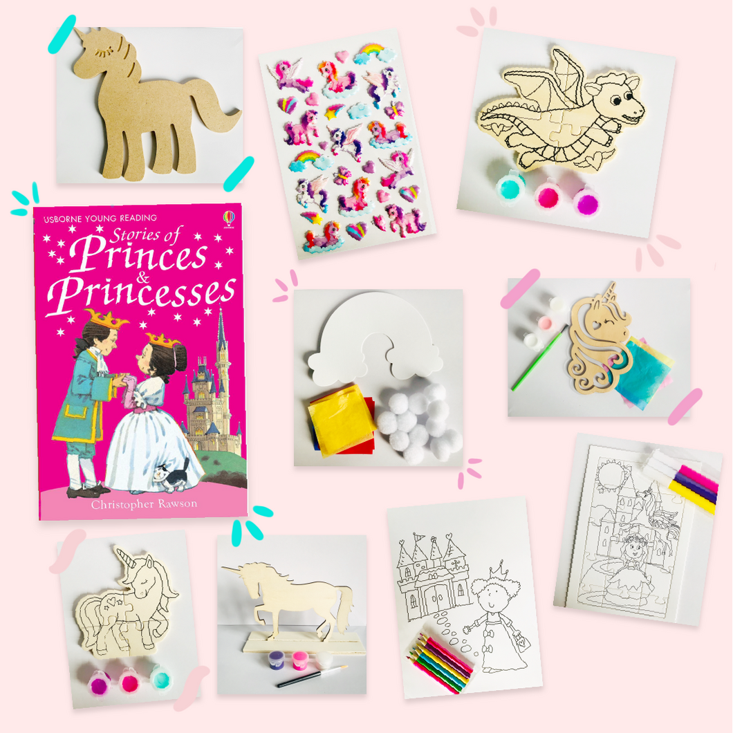 Princess & Unicorn  Activity Kit